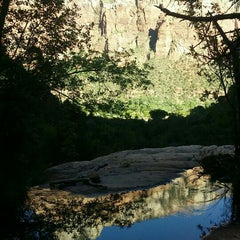 Photo taken at Emerald Pool Trail by S_J L. on 7/29/2015