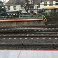 Photo taken at LIRR - Kew Gardens Station by Kristen K. on 2/15/2013