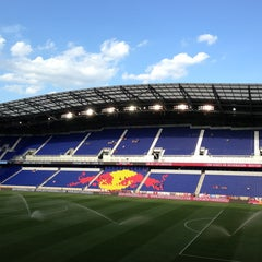 Photo taken at Red Bull Arena by Scott L. on 6/1/2013