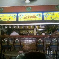 Photo taken at La Parrilla Cancun by Juan T. on 10/14/2012