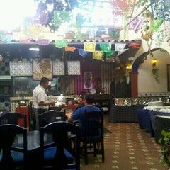 Photo taken at La Parrilla Cancun by Juan T. on 11/11/2012
