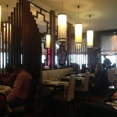 Photo taken at Restaurante Wei Montecarmelo by Sergio C. on 12/30/2012