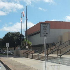 Photo taken at Broward County Southern Regional Courthouse by Moe-Reese R. on 12/20/2013