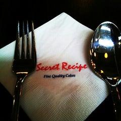 Photo taken at Secret Recipe by Ruby B. on 12/31/2012