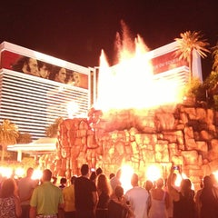 Photo taken at The Mirage Hotel & Casino by Ford S. on 6/9/2013