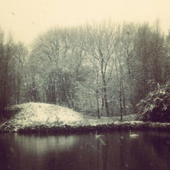 Photo taken at Jubilee Campus by César V. on 1/14/2013