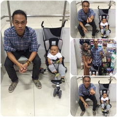 Photo taken at Mothercare TP4 by Abah k. on 6/25/2014