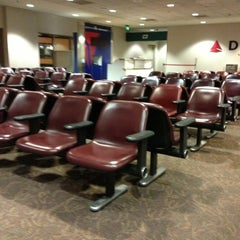 Photo taken at Birmingham-Shuttlesworth International Airport (BHM) by Christie K. on 1/27/2013