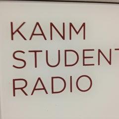 Photo taken at KANM Student Radio by Jason JAY J. on 2/1/2013