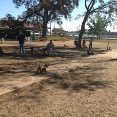 Photo taken at Carmichael Dog Park by Julie M. on 10/14/2012