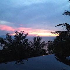Photo taken at Blue Hill Resort by Nastya N. on 4/1/2014