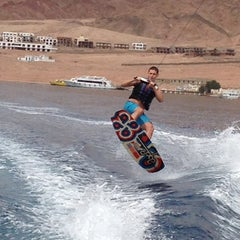Photo taken at Le Méridien Dahab Resort by Sergey K. on 5/5/2014