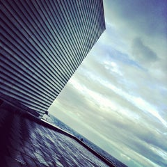 Photo taken at Palacio de Congresos Kursaal by Brj on 11/21/2012
