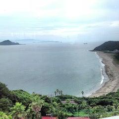 Photo taken at 伊良湖ビューホテル (Irako View Hotel) by kaname k. on 7/16/2013
