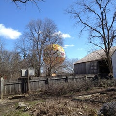 Photo taken at Conner Prairie Interactive History Park by Michelle D. on 4/2/2013