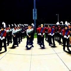 Photo taken at Warhill High School by Juanita B. on 10/7/2012