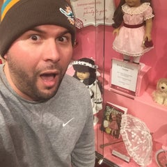 Photo taken at American Girl Doll Store by Carlos G. on 12/20/2014