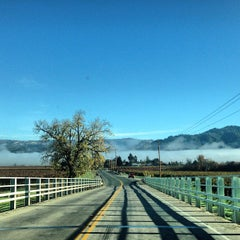 Photo taken at Alexander Valley by Vino V. on 11/26/2012