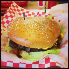 "Photo taken at Edy's Burger by Jerry ""Lalo"" V. on 10/2/2013"
