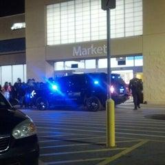 Photo taken at Walmart Supercenter by Mark a. on 12/21/2012