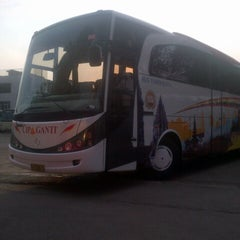 Photo taken at Cipaganti Tourism Bus by Andry S. on 10/15/2012