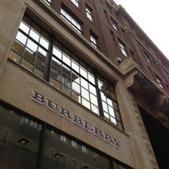 Photo taken at Burberry Global Headquarters by Toby H. on 1/29/2013