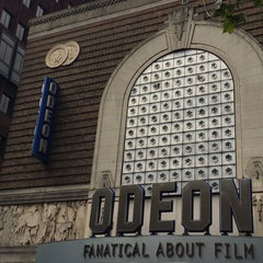 Photo taken at Odeon by Mohamed E. on 8/16/2015