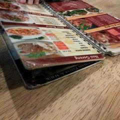 Photo taken at Restoran Sala Thai by Mohamad Z. on 5/3/2014