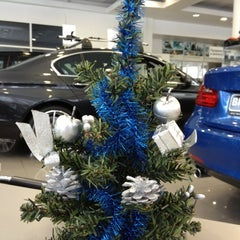 Photo taken at BMW ЕВРОСИБ СЕРВИС by Артур on 12/9/2012