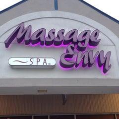 Photo taken at Massage Envy Spa - Edgewater by Serap B. on 3/16/2015