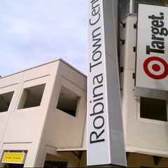 Photo taken at Robina Town Centre by Nancy V. on 12/24/2012