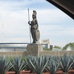 Photo taken at Glorieta Fuente La Minerva by Rodrigo C. on 10/20/2012