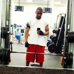 Photo taken at LA Fitness by Tyrone J. on 5/16/2013