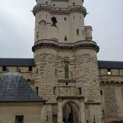 Photo taken at Château de Vincennes by Jeremie G. on 3/2/2013