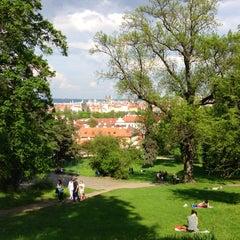 Photo taken at Petřínské zahrady | Petřín Gardens by Sar G. on 5/8/2013
