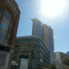 Photo taken at Victory Park by BlingBlinkyofTEXAS B. on 3/12/2013