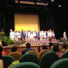 Photo taken at International School of Amsterdam by Eugene B. on 6/19/2013