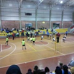 Photo taken at Complejo Deportivo Orizaba (CDO) by EDGAR F. on 1/25/2015