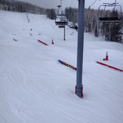 Photo taken at Freestyle Terrain Park by Adrian A. on 2/14/2013