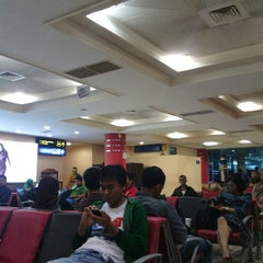 Photo taken at Sultan Mahmud Badaruddin II International Airport (PLM) by Dinar Yoggy P. on 2/22/2013