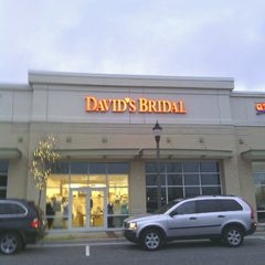 Photo taken at David's Bridal by Susie L. on 2/19/2013