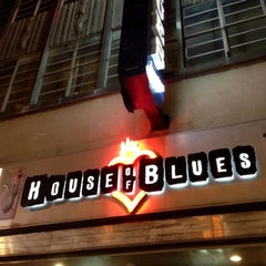 Photo taken at House of Blues by Laura W. on 11/16/2012