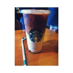 Photo taken at Starbucks by Amy L. on 10/4/2014
