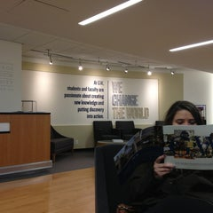 Photo taken at @GWAdmissions Welcome Center by Amy W. on 2/28/2013