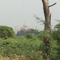Photo taken at Agra | आगरा |آگره by Christoph M. on 10/2/2014