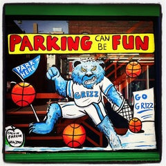 Photo taken at Parking Can Be Fun by Amanda H. on 11/4/2012
