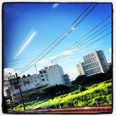 Photo taken at 柳瀬川駅 (Yanasegawa Sta.) (TJ15) by Ryo T. on 9/2/2013
