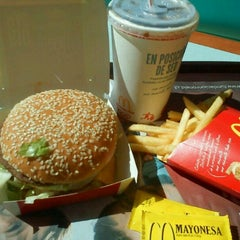 Photo taken at McDonald's by Rodrigo B. on 3/1/2013