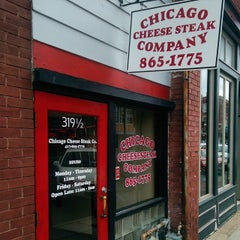 Photo taken at Chicago Cheesesteak Company by what white elephant on 10/9/2015