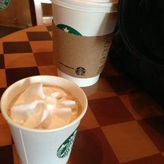 Photo taken at Starbucks Coffee | ستاربكس by elNoriii on 3/12/2013